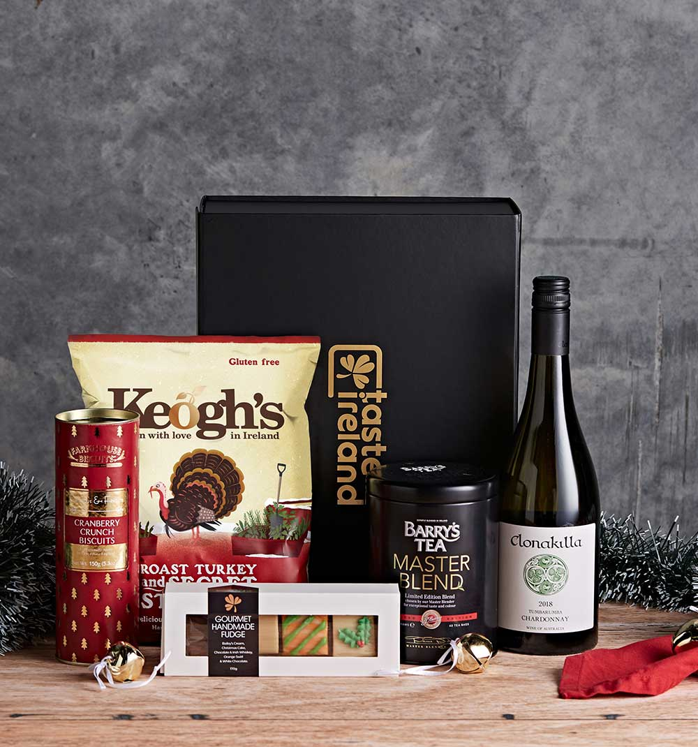 Behan White Wine Hamper (FREE Shipping to Oz) image