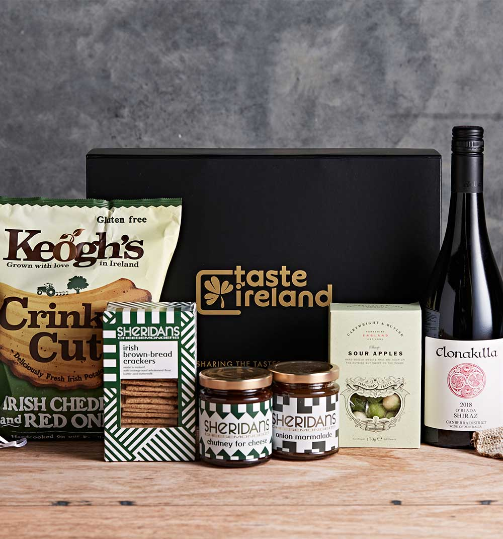 Joyce Red Wine Hamper (FREE Shipping to Oz) image