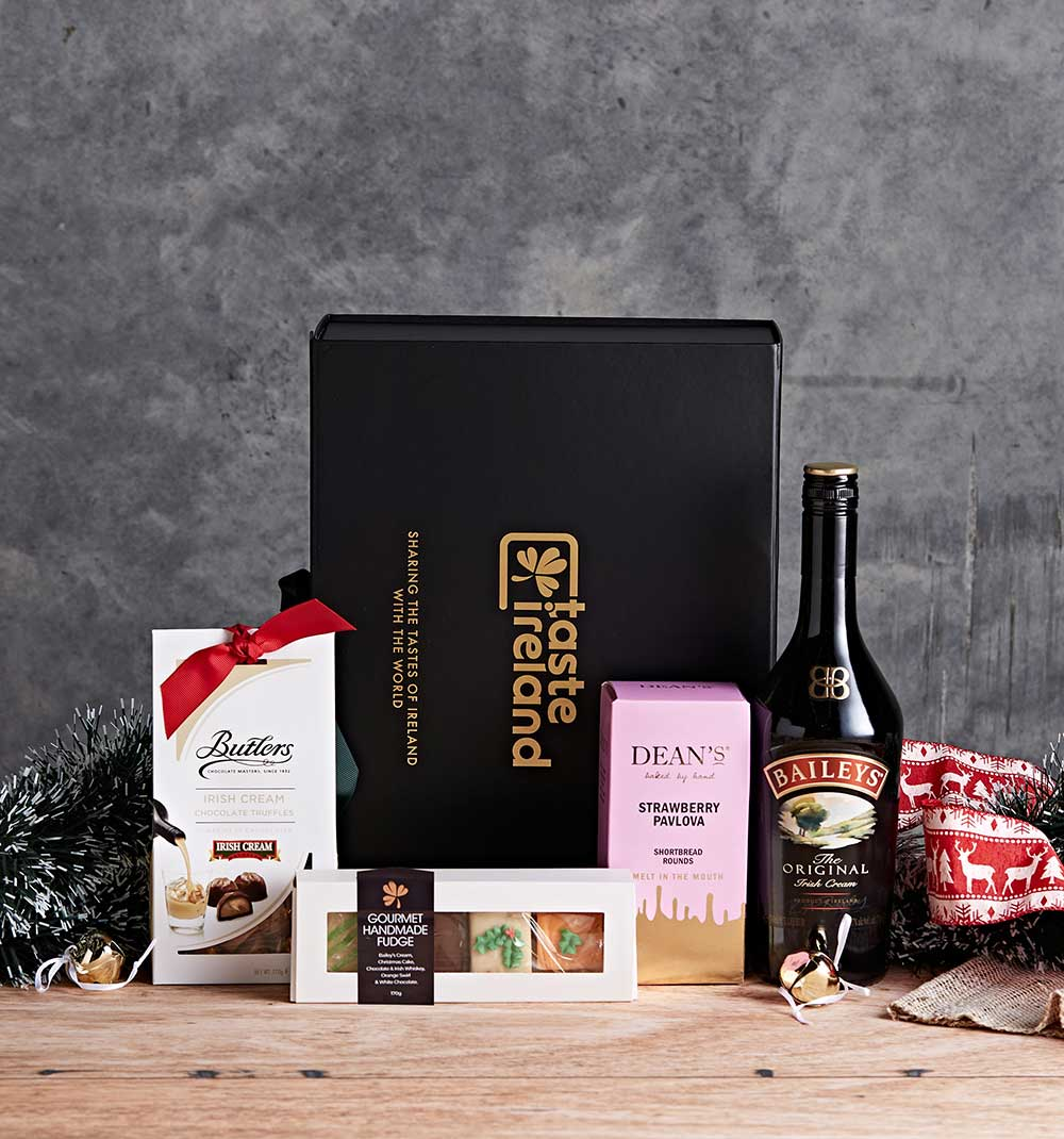 Heaney Baileys Hamper (FREE Shipping to Oz) image