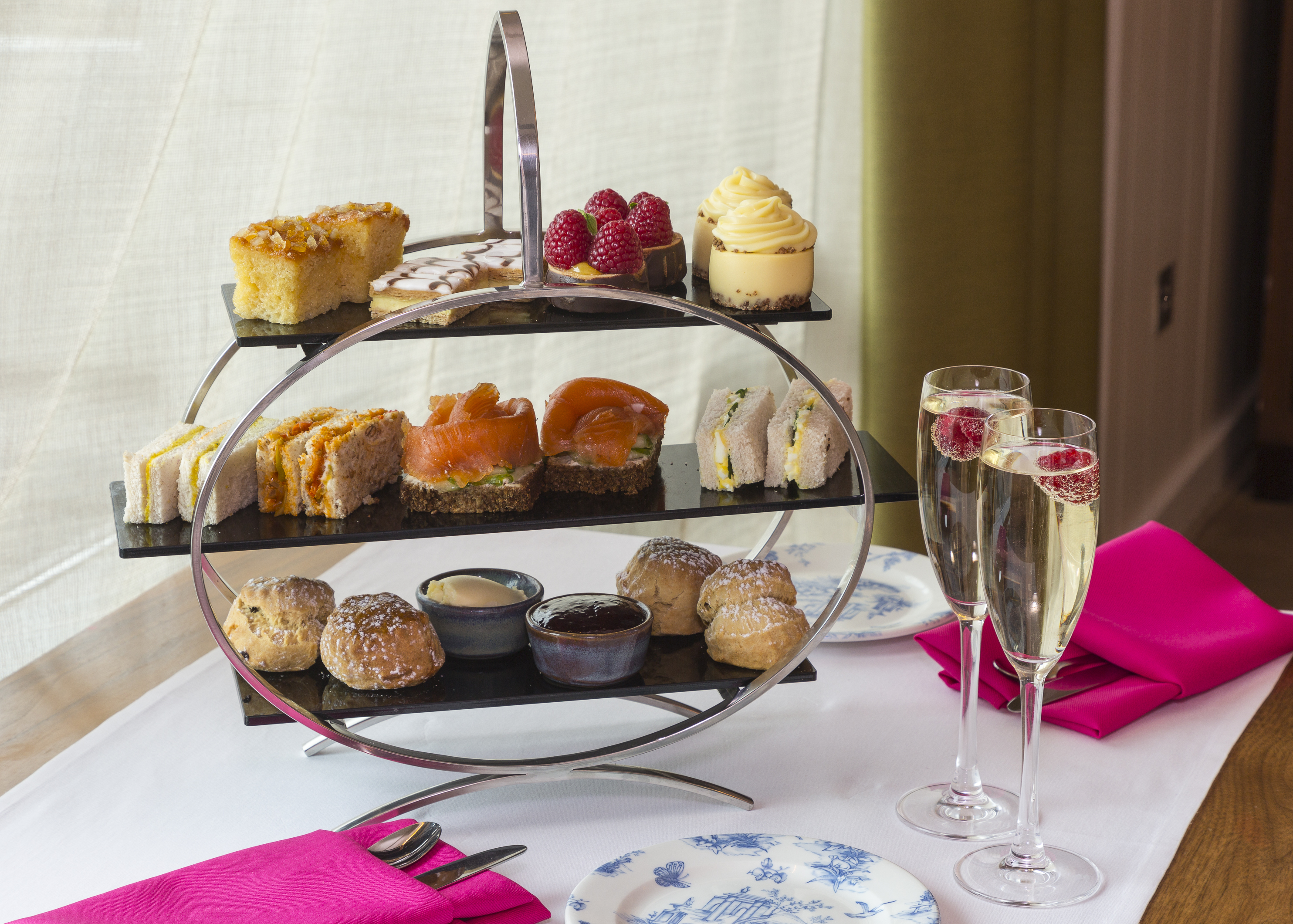 Afternoon Tea for Two in The Morrison Hotel image