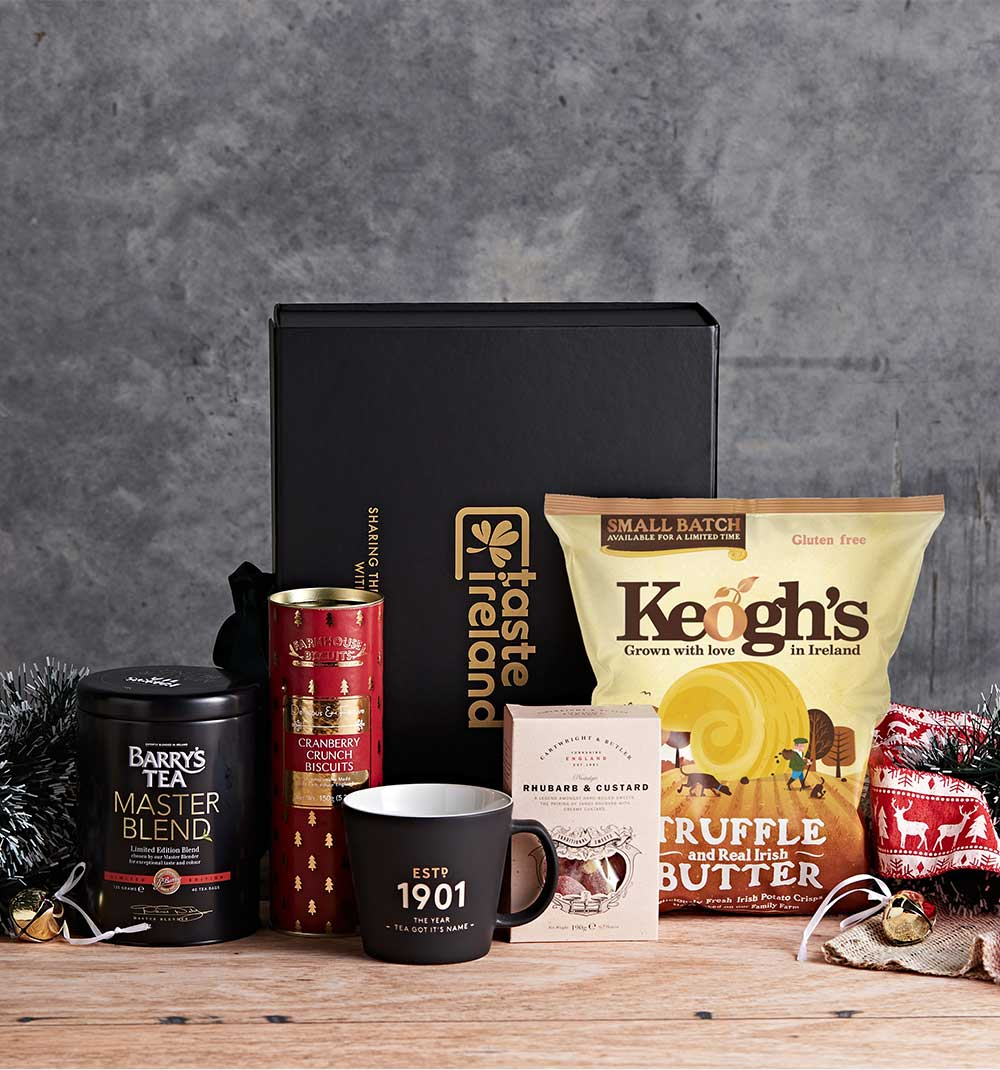 Binchy Tea Hamper (FREE Shipping to Oz) image