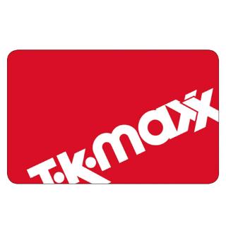 £200 TK Maxx UK Vouchers