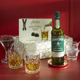 Classic Jameson Whiskey & Irish Chocolate Gift image