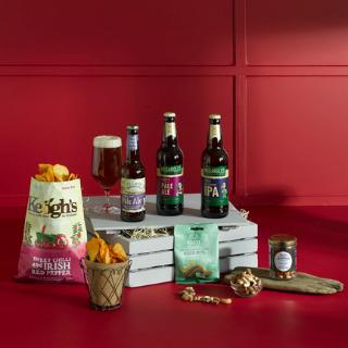 Irish Craft Beer & Snacks Gift image