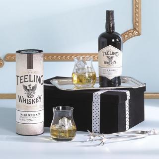 Teelings Irish Whiskey Gift Box image