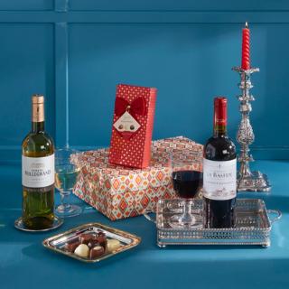 Wine & Chocolate Gift Box image