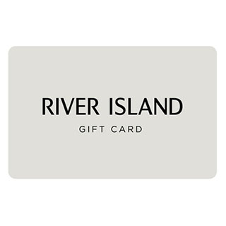 £50 River Island UK Voucher image