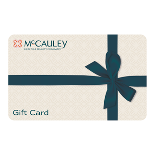 €5 McCauley Pharmacy Gift Voucher image