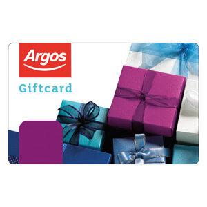 €120 Argos Gift Voucher image