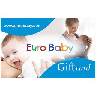 €125 Euro Baby Gift Voucher