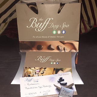 €25 Buff Day Spa Voucher