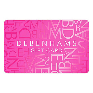 £25 Debenhams UK Voucher