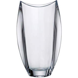 "Tipperary Crystal - Astoria 12"" Curved Vase image"