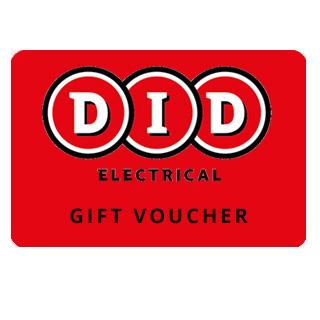 D.I.D Gift Vouchers