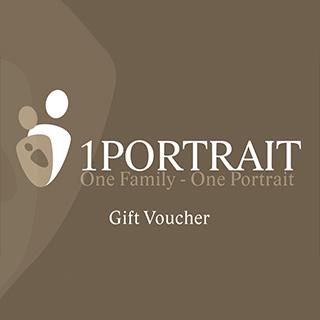 €100 Portrait Photo Gift Voucher