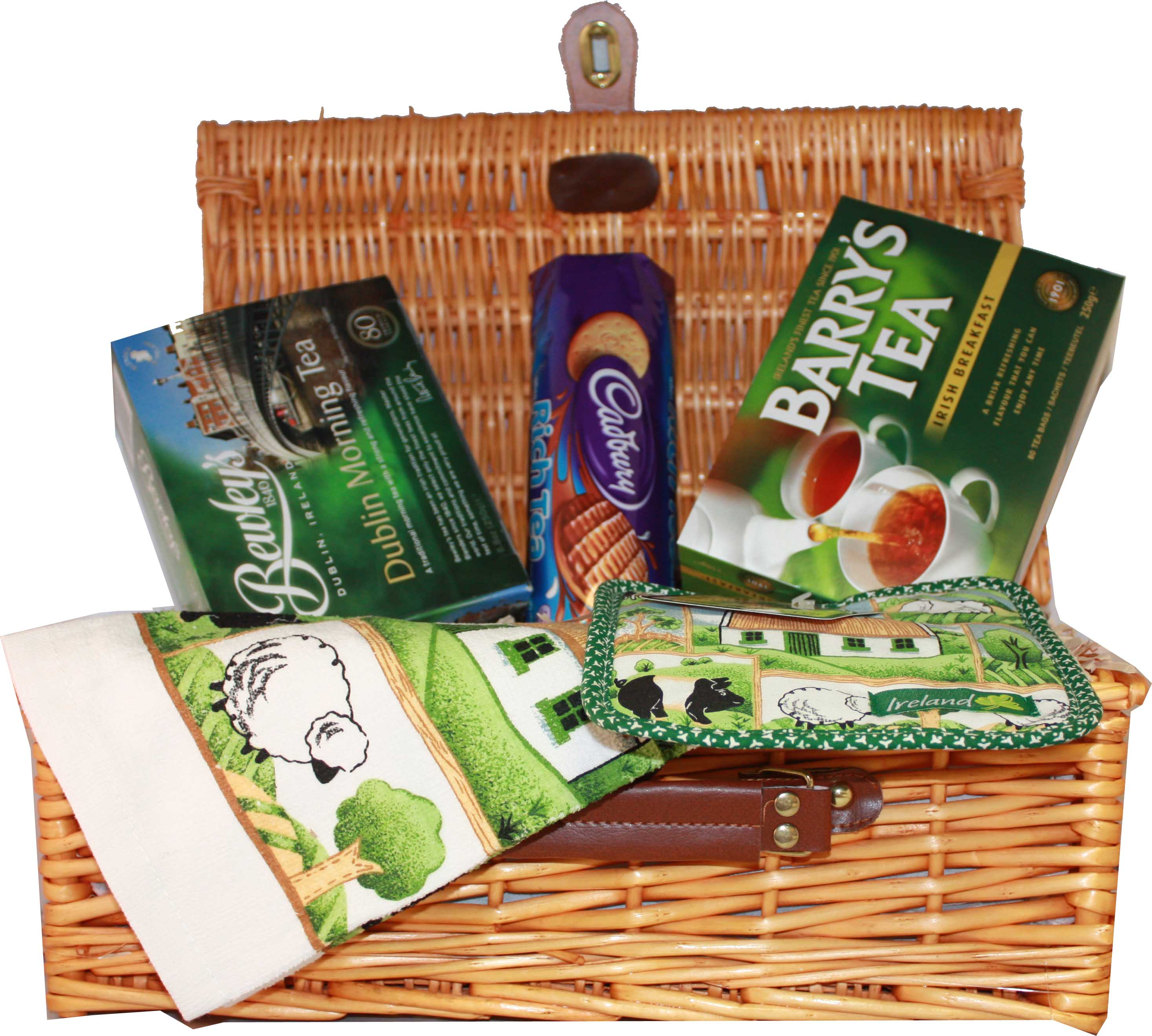 Irish Morning Tea Hamper image