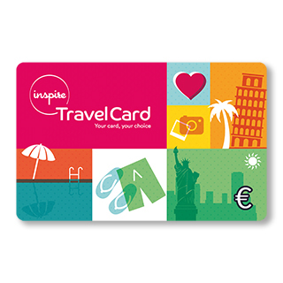 £500 Travel Card by Inspire