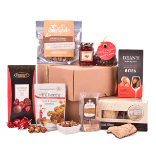 Heritage Hampers Tower Of Treats image