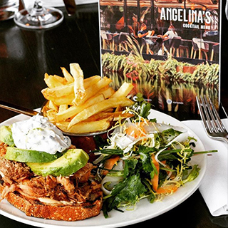 Lunch for 2 at Angelinas image