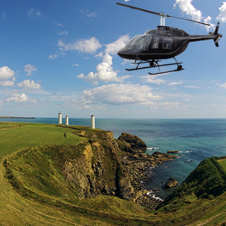 Waterford Coast Helicopter Tour