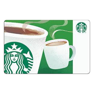 £25 Starbucks UK eVoucher