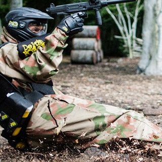 Adult Paintballing for 4