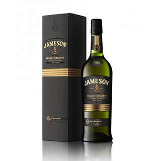 Jameson Select Reserve 1780 12 Year Old 70cl image
