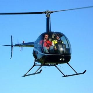 10km Helicopter Flights