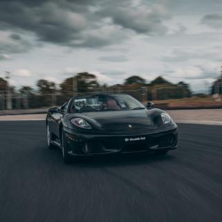 The Ferrari Thrill