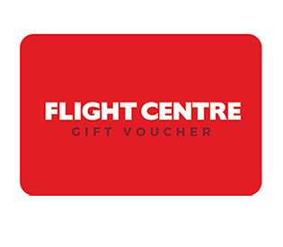 €25 Flight Centre Travel Voucher image