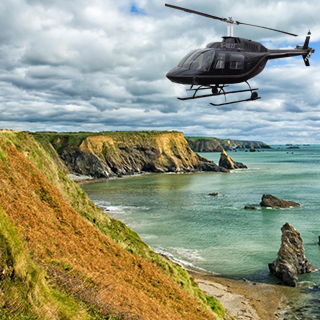 Copper Coast and Dungarvan Helicopter tour for 2 image