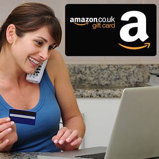 £200 Amazon.co.uk eVoucher