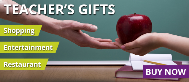 Driving Experiences Teachers Gifts