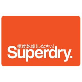 £75 Superdry UK Voucher