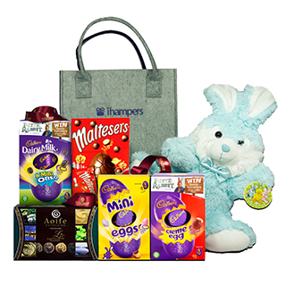 Cuddly Bunny Gift Bag image