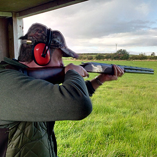 Clay Pigeon Shooting - Beginner