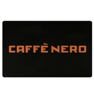 £25 Caffe Nero UK Voucher