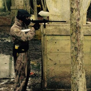 Junior Paintballing for 1
