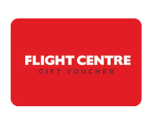 €50 Flight Centre Travel Voucher image