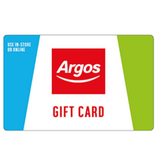 £15 Argos UK Voucher