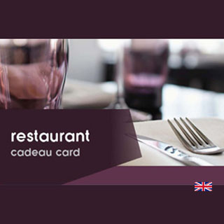 £10 The Restaurant Card UK Voucher