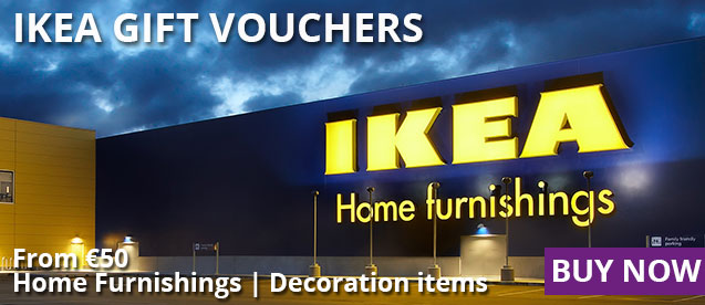 IKEA Gift Vouchers