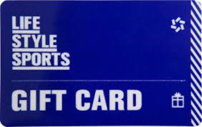 €100 Life Style Sports Gift Voucher image