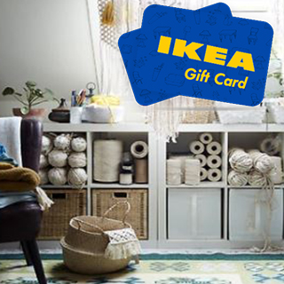 €75 IKEA Gift Voucher image