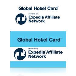 €25 Global Hotel Card