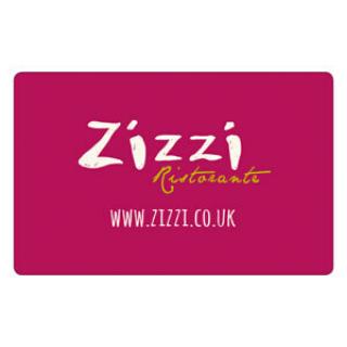 £25 Zizzi UK Voucher