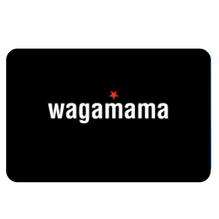 £25 Wagamama UK Voucher