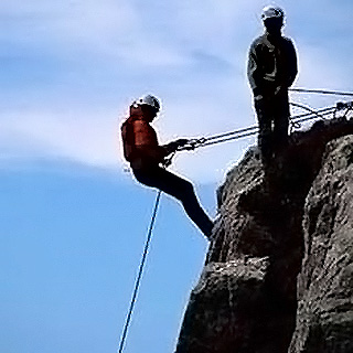 Abseiling in the Wild West (Adult) image