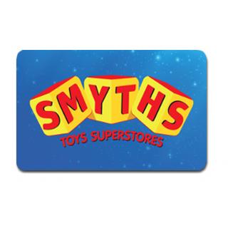 Smyths Gift Vouchers