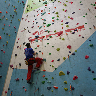 Intro to Climbing - Adult image